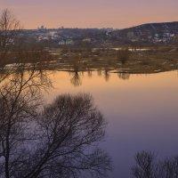 Весенний вечер на реке. :: Laborant Григоров