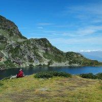 Горы Рила и Семь Рильских озер :: Swetlana V