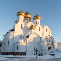 Успенский собор :: Дмитрий Николаев