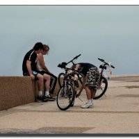 Велосипедные прогулки. :: Leonid Korenfeld