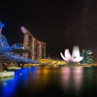 «Marina Bay Sands» :: Alexey Gupolov