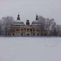 Церковь Казанской Божьей Матери в Яропольце. :: Волоколамский Печник
