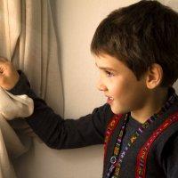 Окно в мир детства :: Olga Kudryashova