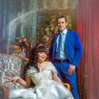 Михаил и Ирина :: Андрей Володин