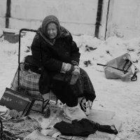 бабушка в 21-м веке. :: Денис Красильников