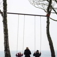 Семейная прогулка :: Юлия Горбатенко