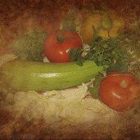 Для начала сделаем салат..... :: Tatiana Markova