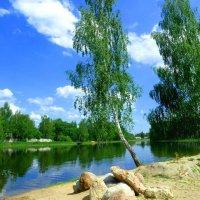 Озеро Ключевое :: Александр Атаулин