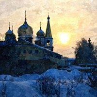 Свято-Никольский кафедральный собор :: Евгений Юрков