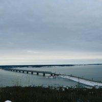 Императорский мост, Ульяновск :: Alina Mazitova