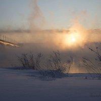 морозный вечер :: василиса косовская