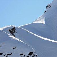 А был ли этот снег… уже не знаю. Прошла неделя в бесконечном солнце. Он там ещё в горах…лежит не тая :: АЛЕКС