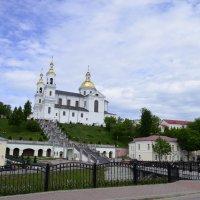Витебск. Успенский собор. :: helena urusova