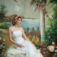 Весенняя невеста :: Марина Фадеева