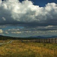 Там где облака можно достать рукой! :: Ольга Фролова