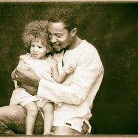 отец и дочь :: MVMarina