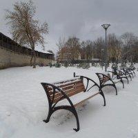 Зимний парк :: BoxerMak Mak