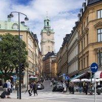 седой Стокгольм :: ник. петрович земцов