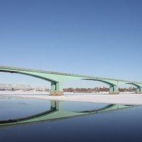 Октябрьский мост, Ярославль :: Ro Markelov