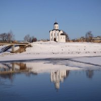 Тверь  Церковь Михаила Тверского. :: Наталья Левина