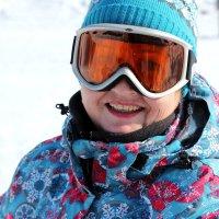 Лыжница :: Дмитрий Арсеньев