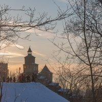 Последнее воскресение зимы... :: Дмитрий Гортинский