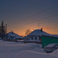 Утро в деревне :: cfysx
