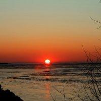 Азовское море в феврале :: Екатерина Авдеева