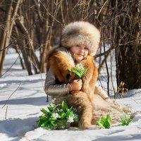 маленькая красавица))) :: Татьяна Сафронова