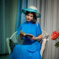Дама с книгой :: Антон Карлин