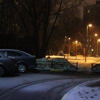 Зимний вечер :: Николай П