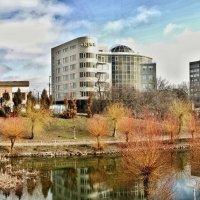 городской пейзаж :: юрий иванов