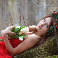 Весна уже близко... :: Виктория Зайцева