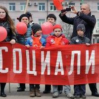 За социализм :: Николай Белавин