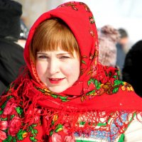 Есть женщины в русских селеньях.... :: nadyasilyuk Вознюк