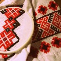 Моя перша вишиванка :: Леся Українка