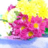 Цветы от сына :: Елена Фалилеева-Диомидова