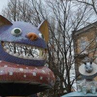 Детская площадка :: Елизавета Филатова