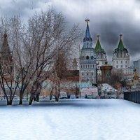 Измайловский Кремль :: Андрей Мелехов