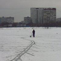 У него даже покурить не было! :: Андрей Лукьянов