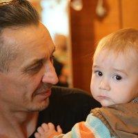 Отцы и дети-3. :: Руслан Грицунь