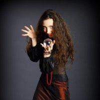 Немного женской магии... :: Андрей Заломленков