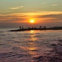 Черноморский закат :: Андрей Ситников