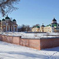 Тверь. Христорождественский монастырь. :: Наталья Левина