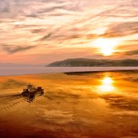 Паром на озере Байкал. :: Ричард Петров