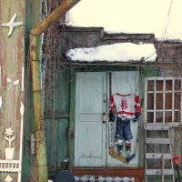 Дверь :: Татьяна Белогубцева