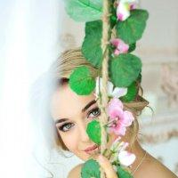 Нежное утро невесты :: Ирина Сапожникова
