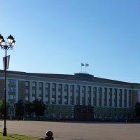 Здание областной администрации и Думы :: Наталья (Nattina) ...