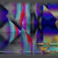 Suprematist composition_VIII :: Victor Vinocurov