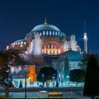 Собор Святой Софии (Айя-София) в Стамбуле :: Валерий Штеба